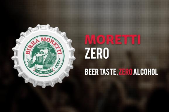 Birra Moretti Zero – Advertising