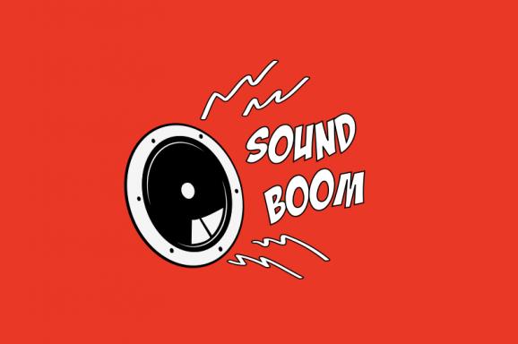 SoundBoom Logo