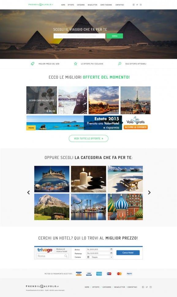 Prendiloalvolo.it – Homepage